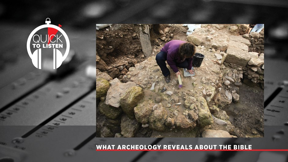 A Major Seminary Just Shut Down Its Biblical Archaeology Program