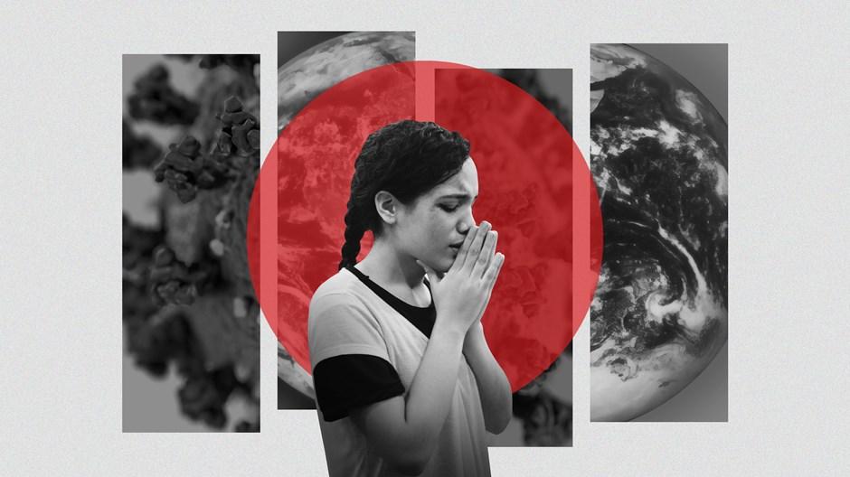 在接近大流行高峰期,我們能作出的另外20項禱告