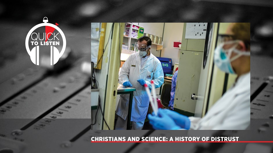 Should Christians 'Believe in Science' amid a Pandemic?
