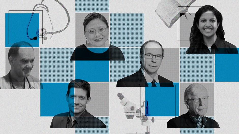 Comment des médecins et des scientifiques, qui sont en première ligne, mettent en oeuvre leur foi