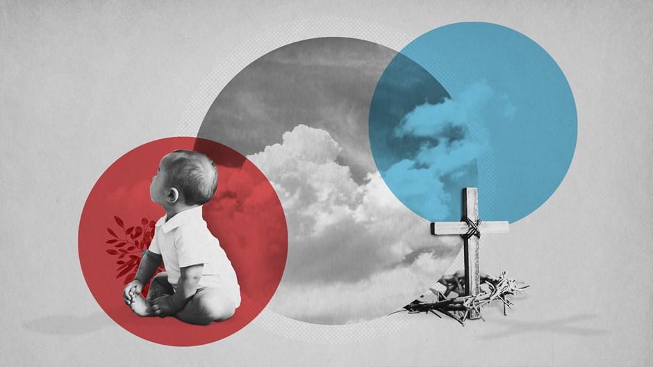 내 아이의 고통을 지켜보면서 그리스도의 수난을 다시 생각하다
