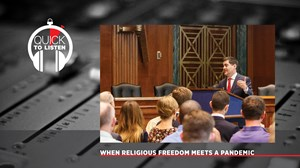 What Shocks Russell Moore About COVID-19 Church-State Disputes