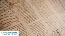 What God's Name Can Teach Us About Faith During COVID-19