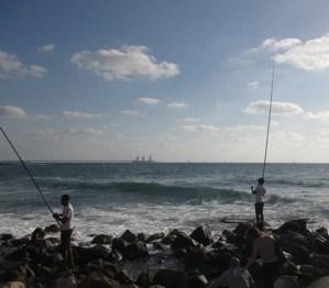 Mediterranean off Caesarea