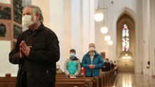 No Joyful Noise as German Churches Reopen Without Singing