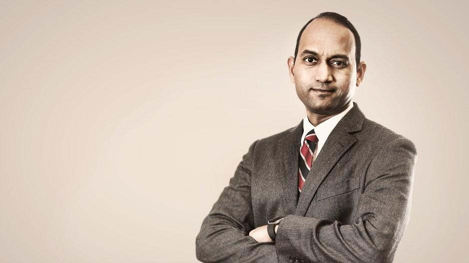 The Humbling of a Proud Hindu