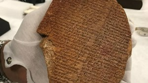 Bible Museum Must Send One More Artifact Back to Iraq