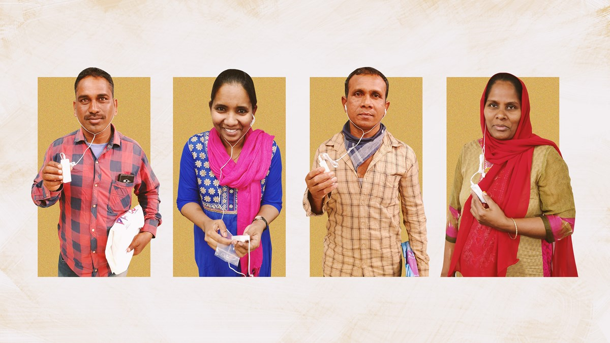 Vulnerable Gulf Migrants Offered 'God's Karuna' in Bible Society Outreach