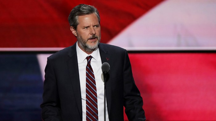 African American Alumni Call on Jerry Falwell Jr. to Step Down