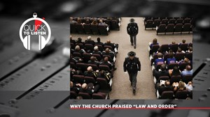 Do White Evangelicals Love Police More Than Their Neighbors?