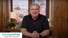 How Churches are Communicating and How They are Gathering Again: Example from Rick Warren & Saddleback
