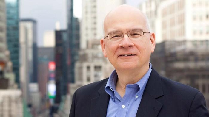 Tim Keller pide oraciones por cáncer de páncreas