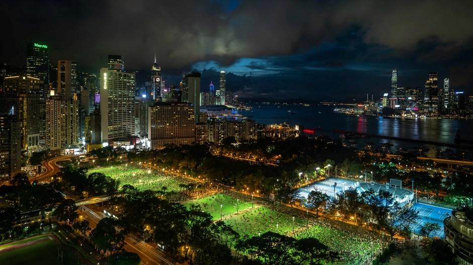 Umat Kristen Hong Kong Menanggapi Peningkatan Kekerasan di Beijing