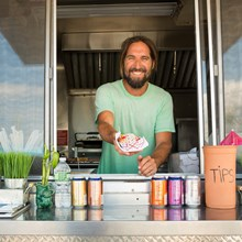 Hey, Fletch: Can a For-Profit Food Truck Make Money on Church Property?