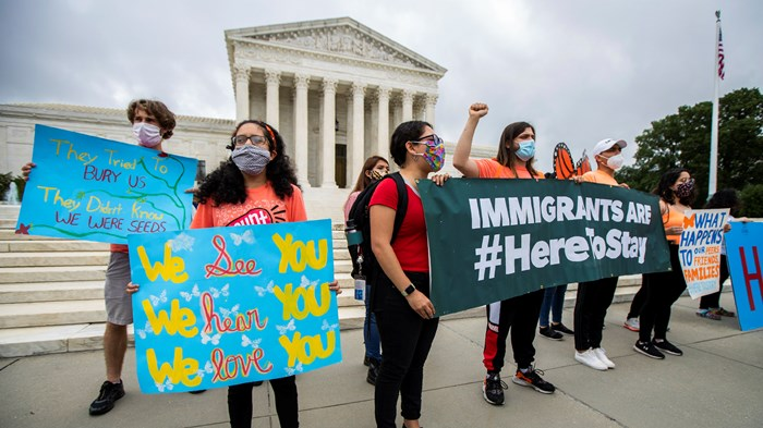 Priest Balances Christian Conviction and Legal Strategy in DACA Case