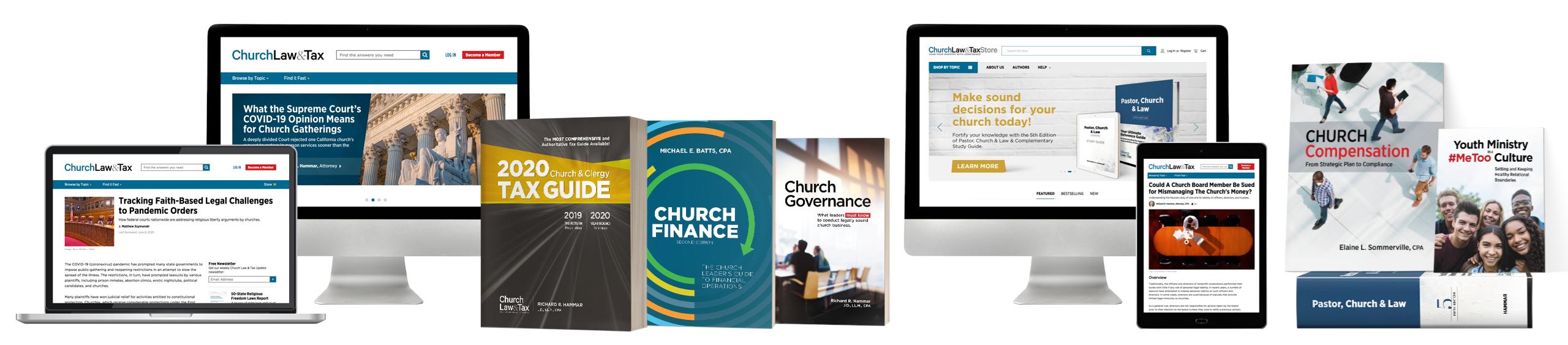 Church Law & Tax