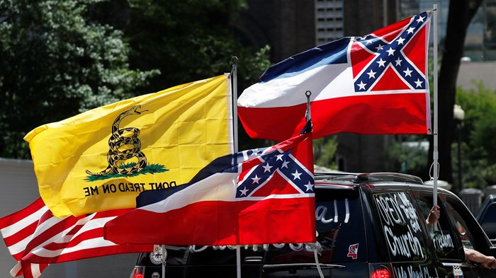 Mississippi Baptists: Removing Confederate Flag Emblem Is a 'Moral Obligation'