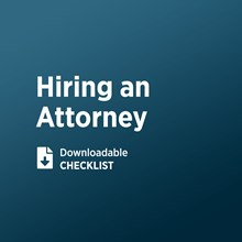 Do We Know When to Hire an Attorney?