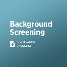 How Thorough Is Our Background Screening Program?