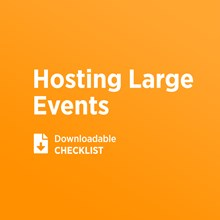 Is Your Church Prepared to Host a Large Event?