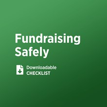 Are We Practicing Safe Fundraising?