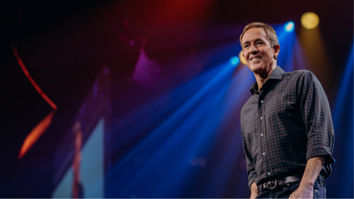 Andy Stanley Explains Why His Megachurch Won't Gather on Sundays Until 2021
