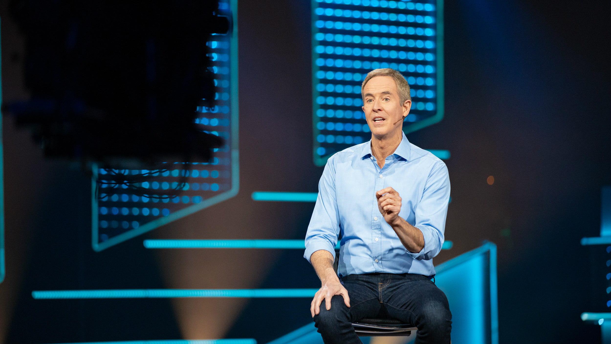 Andy Stanley Explains Why North Point Community Church is Suspending In-Person Services Until 2021 After Some Members Accused Him of 'Bowing to Caesar'