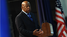 Died: John Lewis, Preaching Politician and Civil Rights Leader