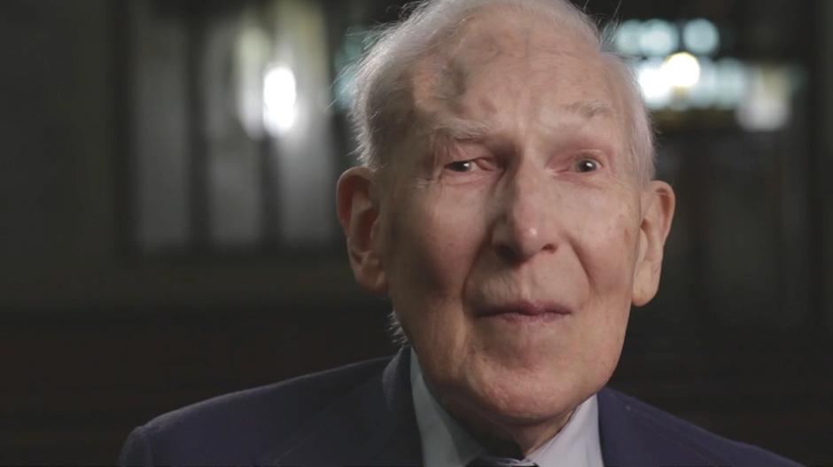 《認識神》的作者巴刻去世,享年93歲
