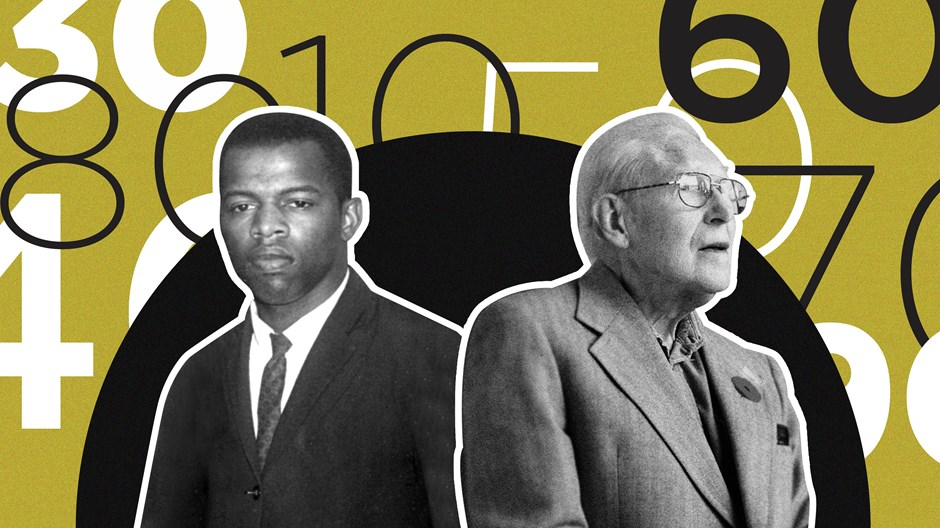 Growing Young and Growing Old: The Legacies of John Lewis and J.I. Packer
