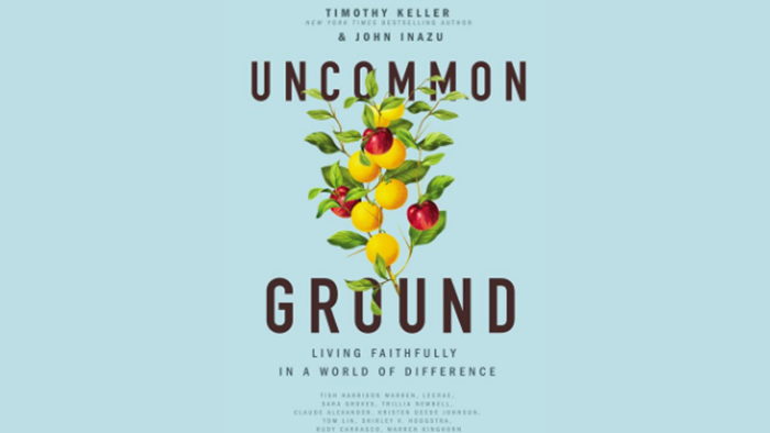 One-on-One with John Inazu on 'Uncommon Ground: Living Faithfully in a World of Difference'
