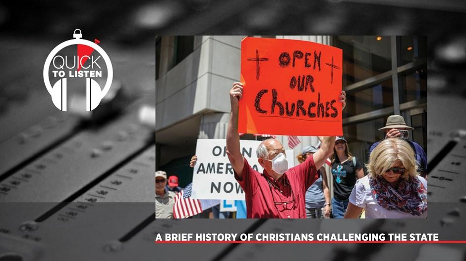 When John MacArthur Reopens His Church Despite COVID-19 Orders