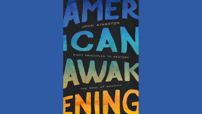 One-on-One with John Kingston on 'American Awakening'