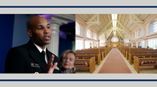 Keep Your Distance: Words of Advice for Churches from the Surgeon General