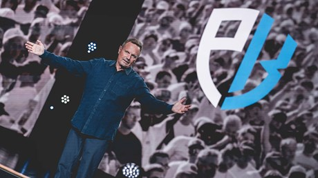 Promise Keepers' Comeback Event Goes Virtual