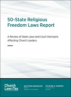 50-State Religious Freedom Laws Report