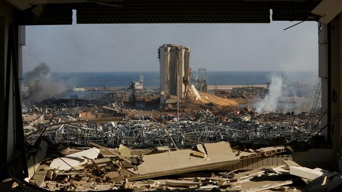 16 Beirut Ministries Respond to Lebanon Explosion