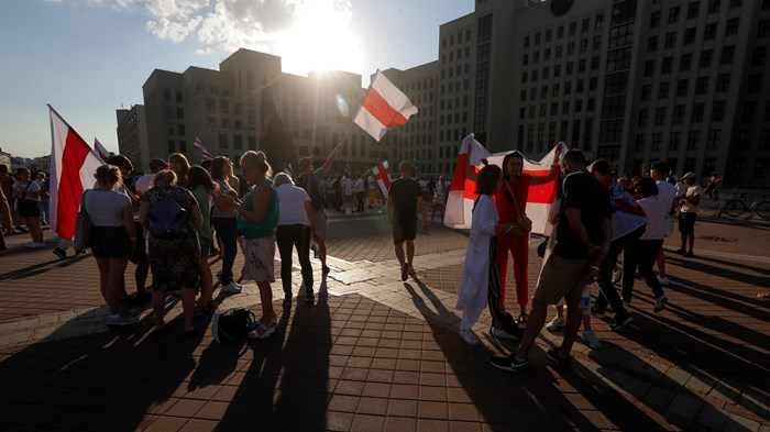 BelarusBaptists Look to Habakkuk amid Mass Protests of 'Europe's Last Dictator'