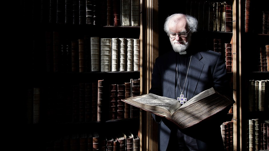 Rowan Williams: Theological Education Is for Everyone