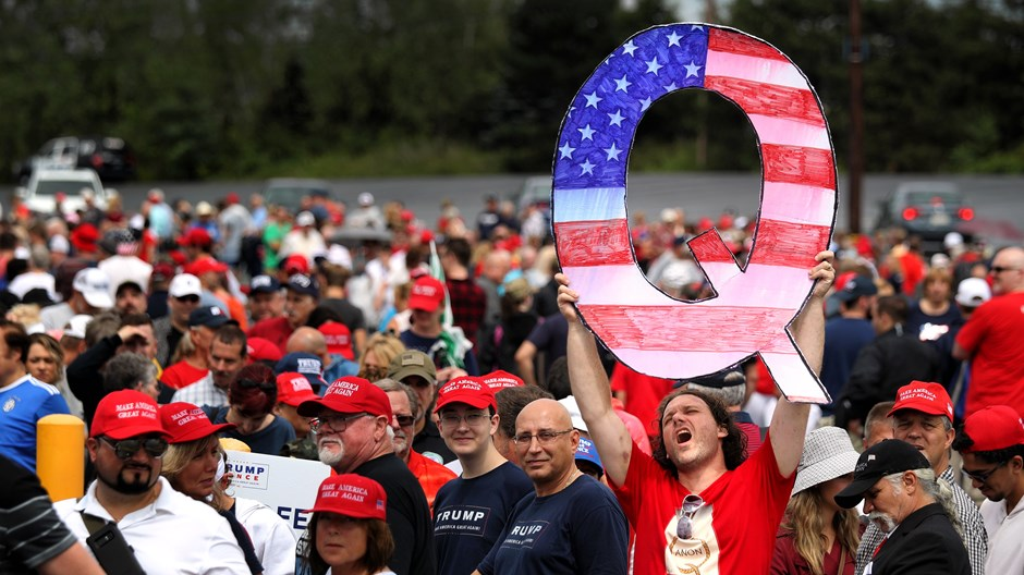 QAnon Is a Wolf in Wolf's Clothing