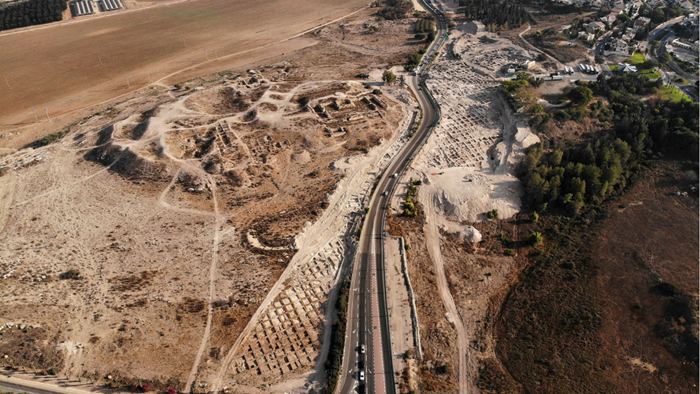 Digging Stopped in Ancient Biblical Cities