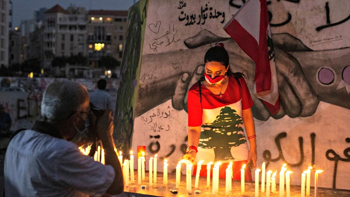 Old Scars and New Wounds: Christians Comfort Lebanon's Trauma