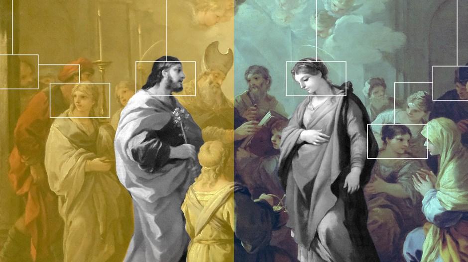 Deus sabia o que estava fazendo quando deu a Jesus duas árvores genealógicas