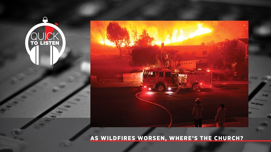 The Fire This Time: How Climate Change Shifts Our Understanding of Suffering
