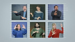 Sign Language Bible Complete After 39 Years