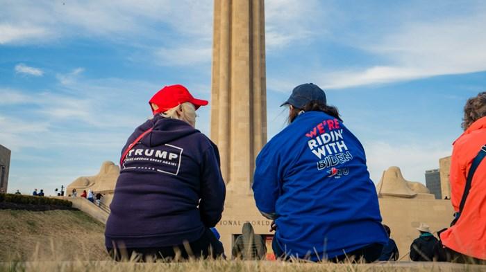 Evangelical Biden Voters Straddle Partisan Divides