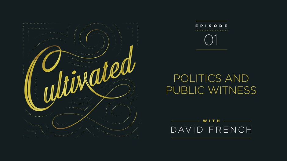 Politics and Public Witness with David French