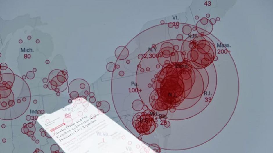 La negación de la pandemia siembra división y pone en peligro a los demás