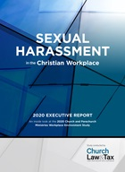 Sexual Harassment in the Christian Workplace - Executive Report 2020