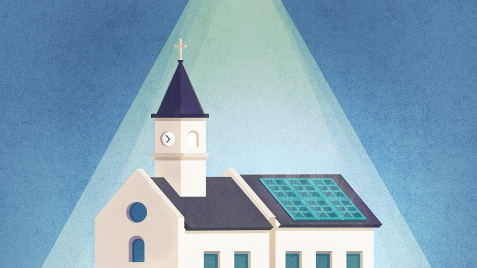 Creation Care Movement Takes Action with Solar Panels and Petitions
